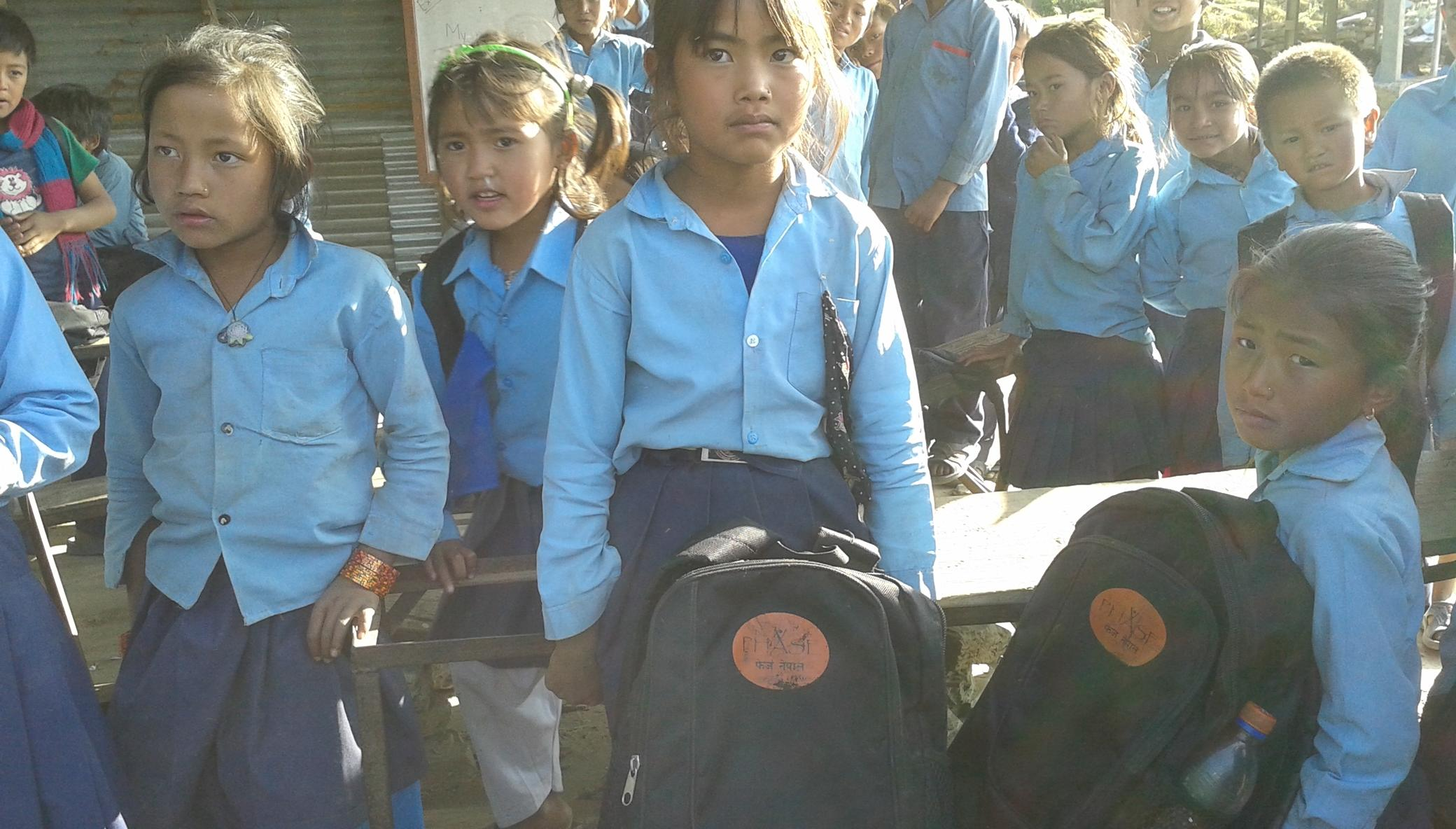 Nepal Earthquake : Support for remote communities