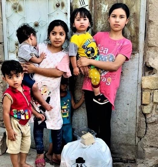 PROTECT IRAQI CHILDREN:  COVID RAPID RESPONSE FUND