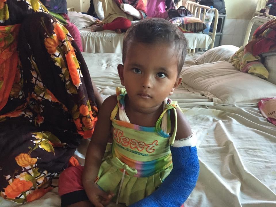 Please Help 50 Children Suffering from Severe Burn