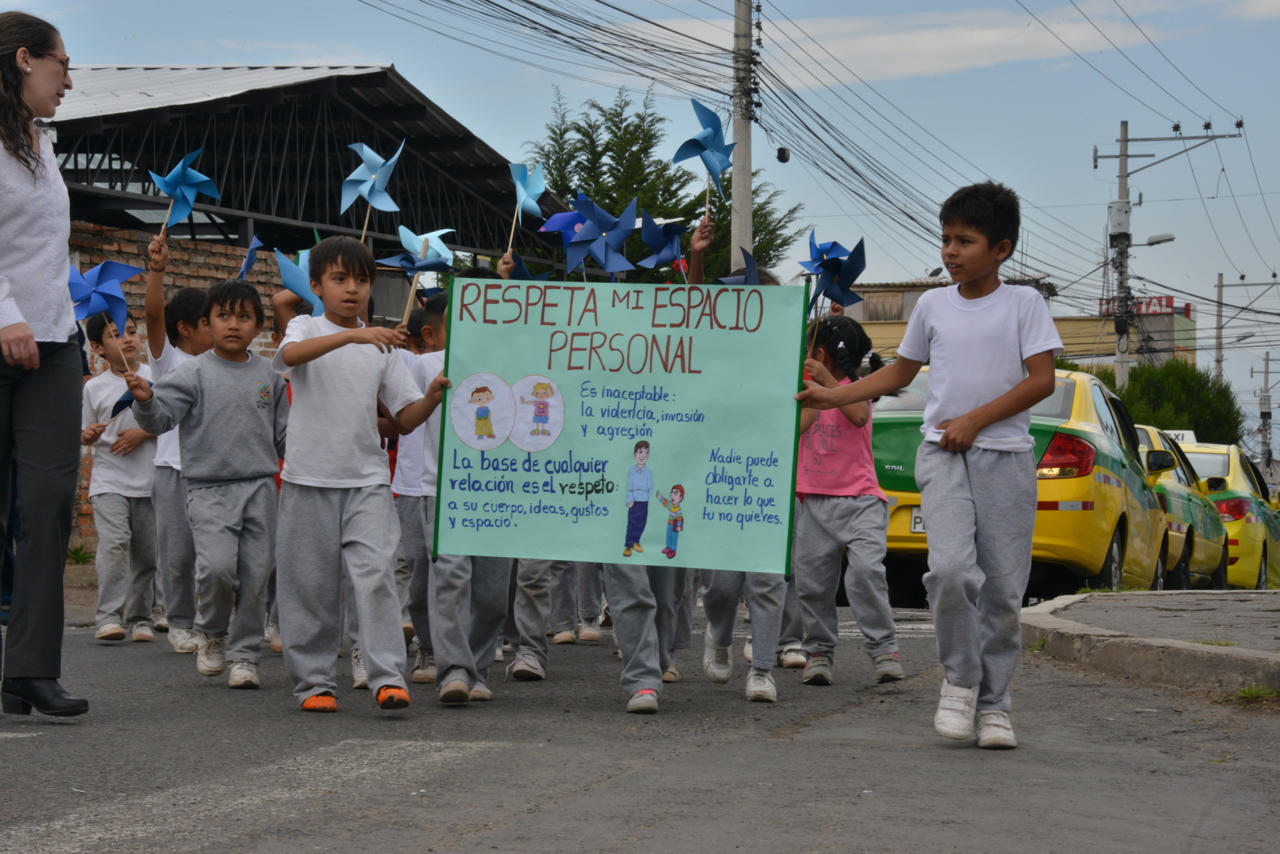 Prevent Child Sexual Abuse in Ecuador