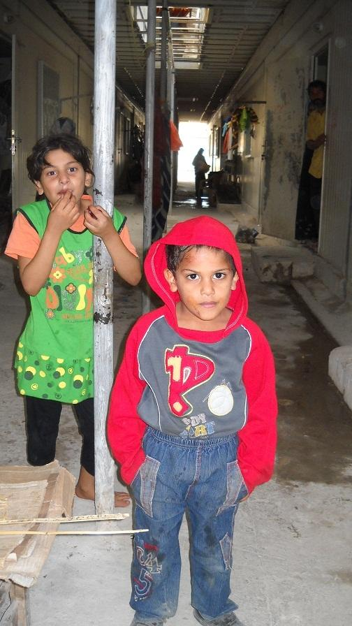 Protect 120 Refugee Children and women from Syria