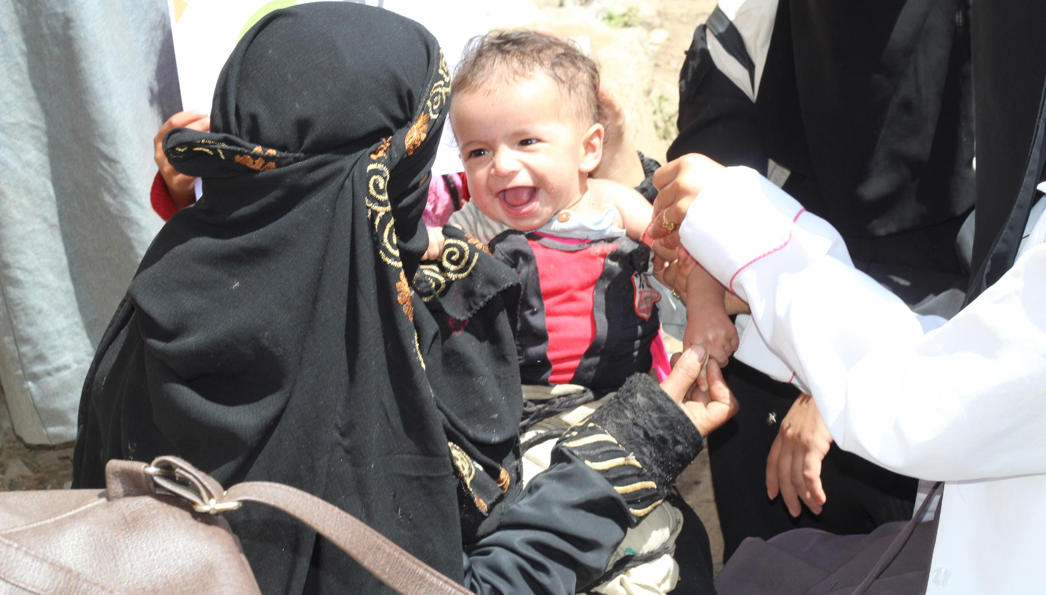 Protecting 1469 Yemeni children from malnutrition