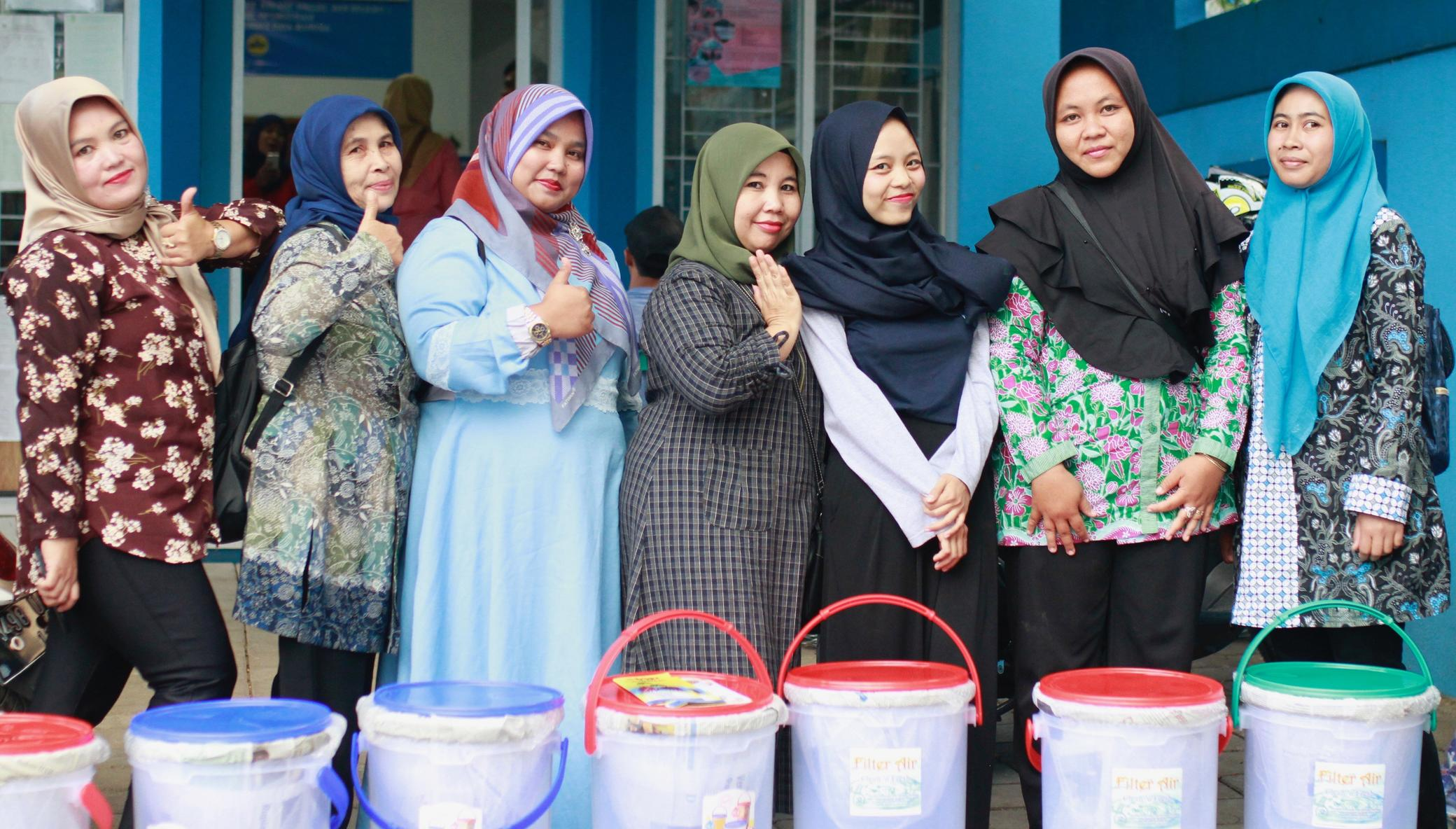 Provide Access to Clean Water for 600 Families