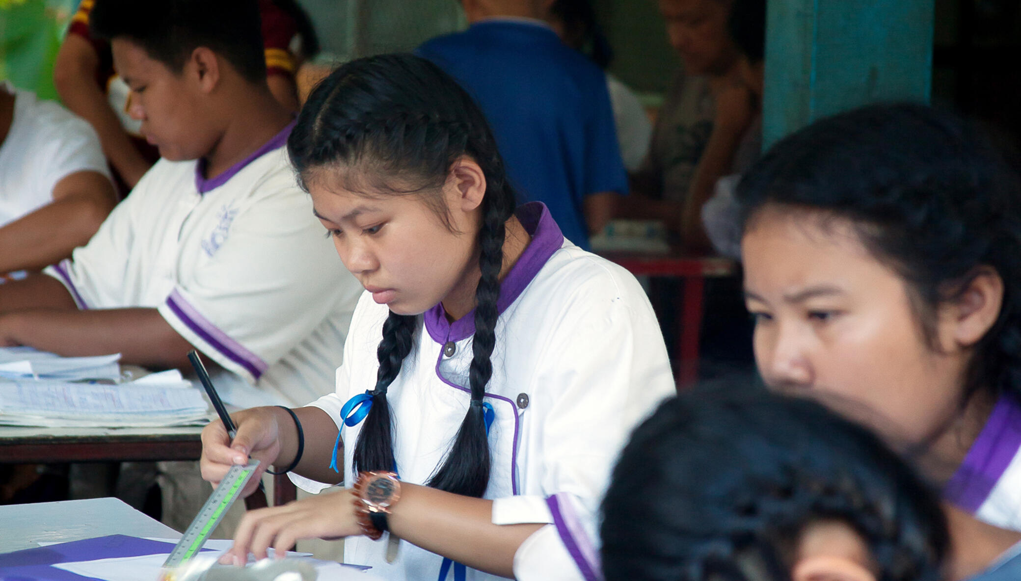 Provide Education and Hope for Children at Risk