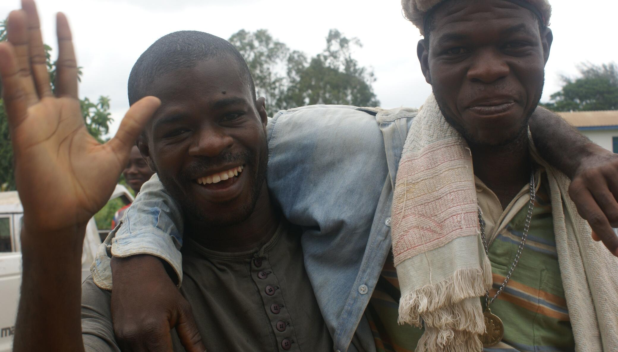 Provide Psychiatric Medications in West Africa