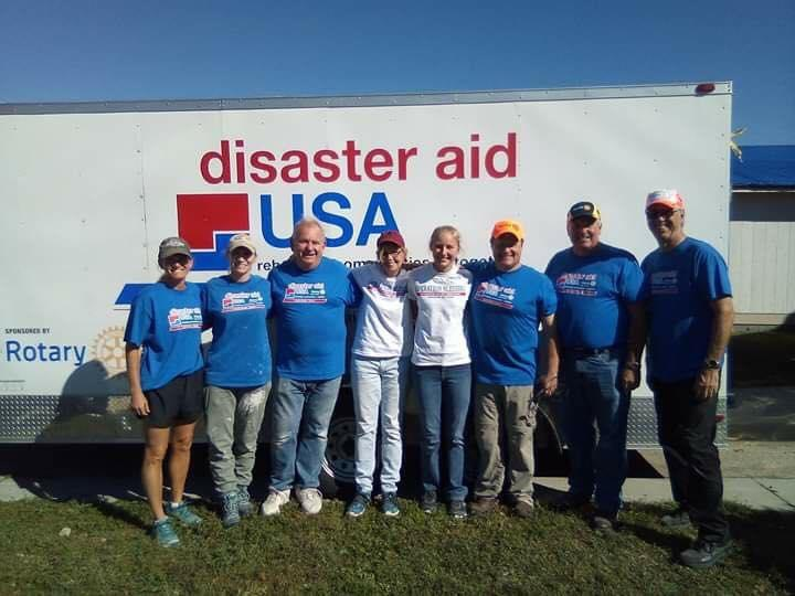 Provide a U.S. Disaster Relief Trailer
