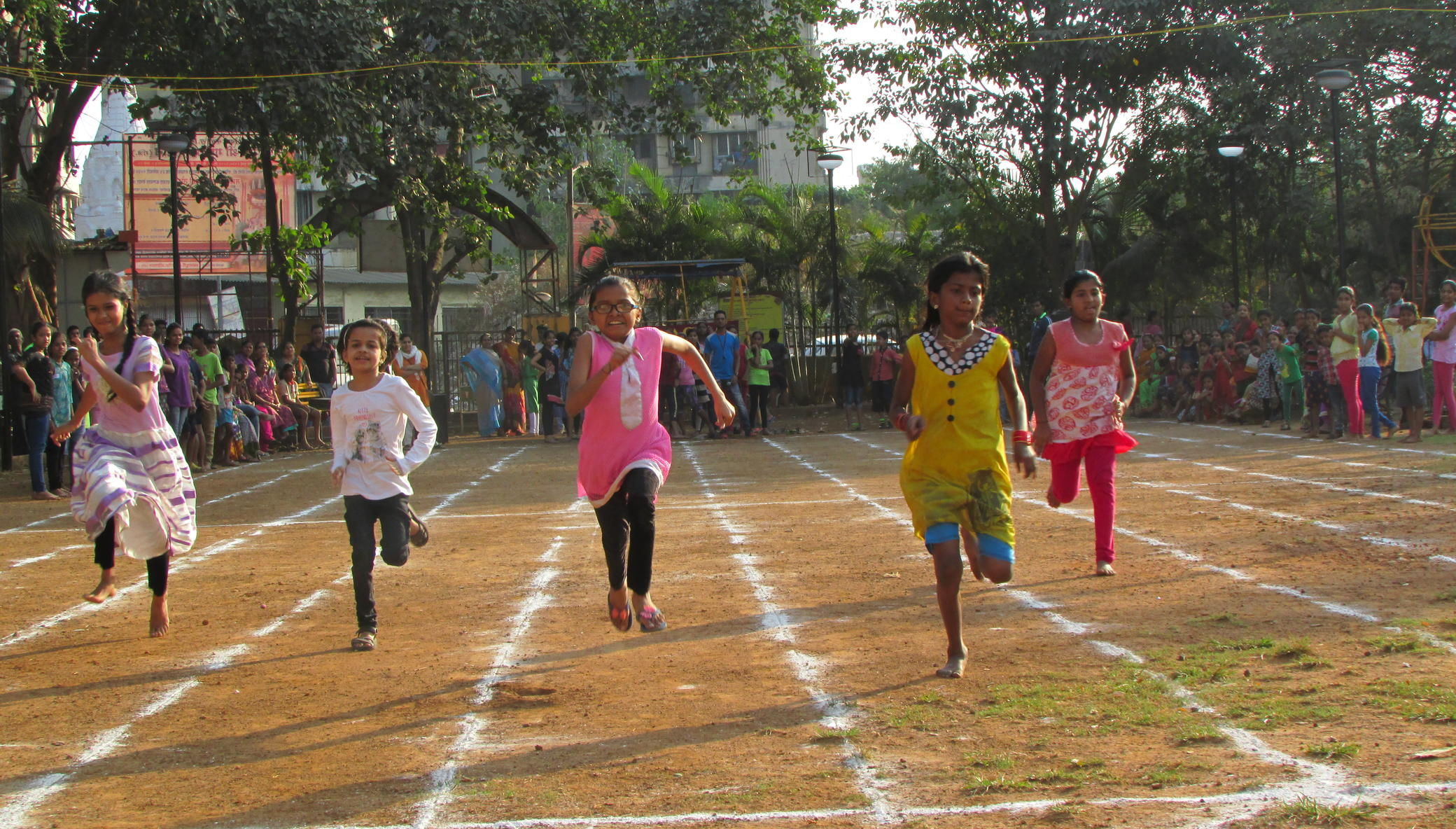 Providing Life Skills to 300 Girls living in Slums