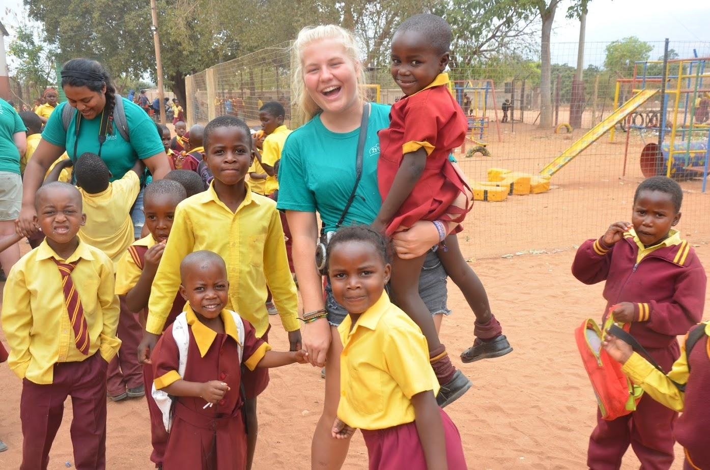 Providing Outreach to Local Communities