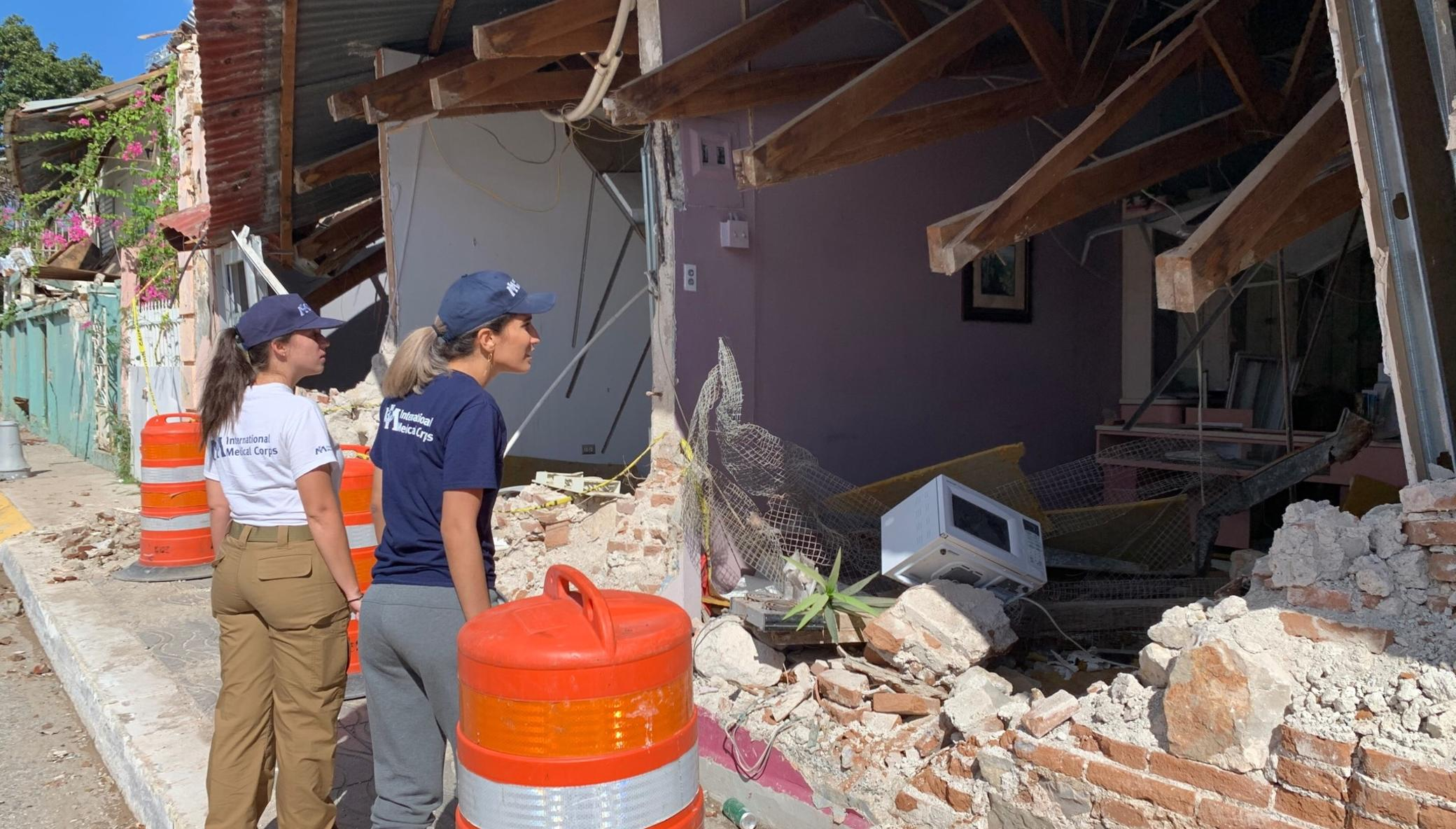 Puerto Rico Earthquake Response