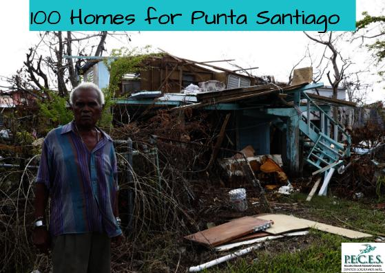 Rebuild 100 Homes at Punta Santiago, Humacao