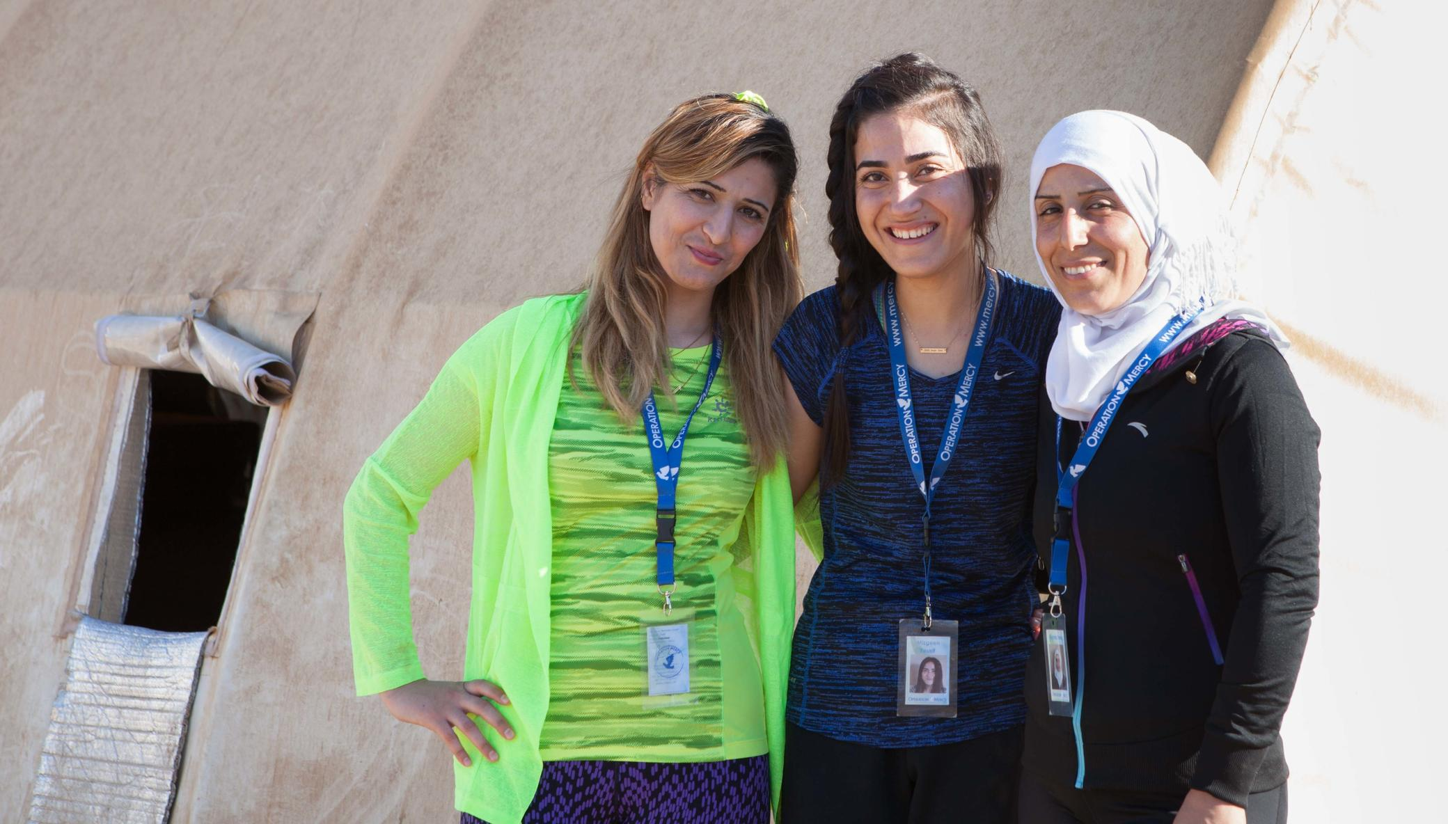 Refugee Women's Fitness