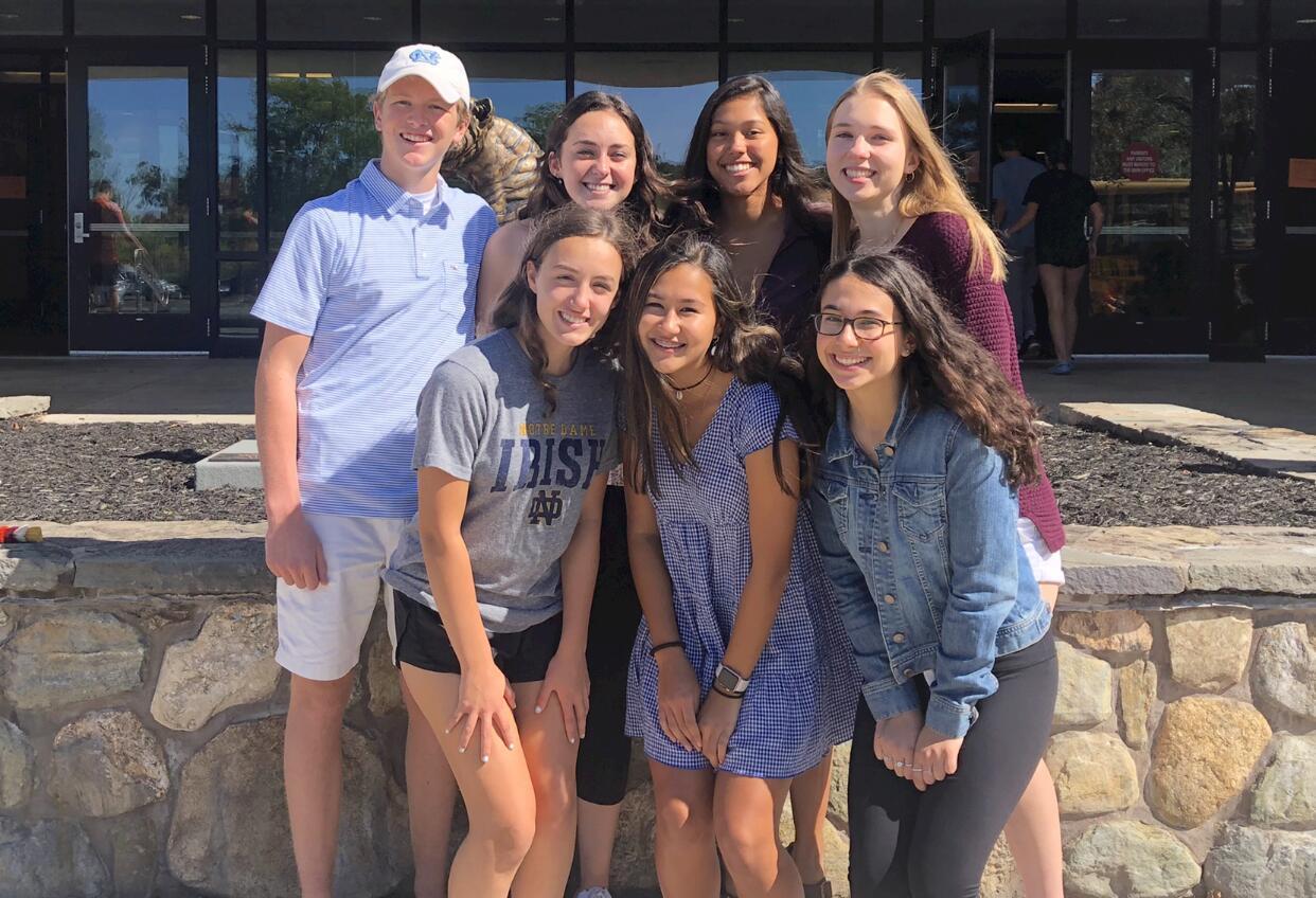 Ridgefield High School Students Creating Change