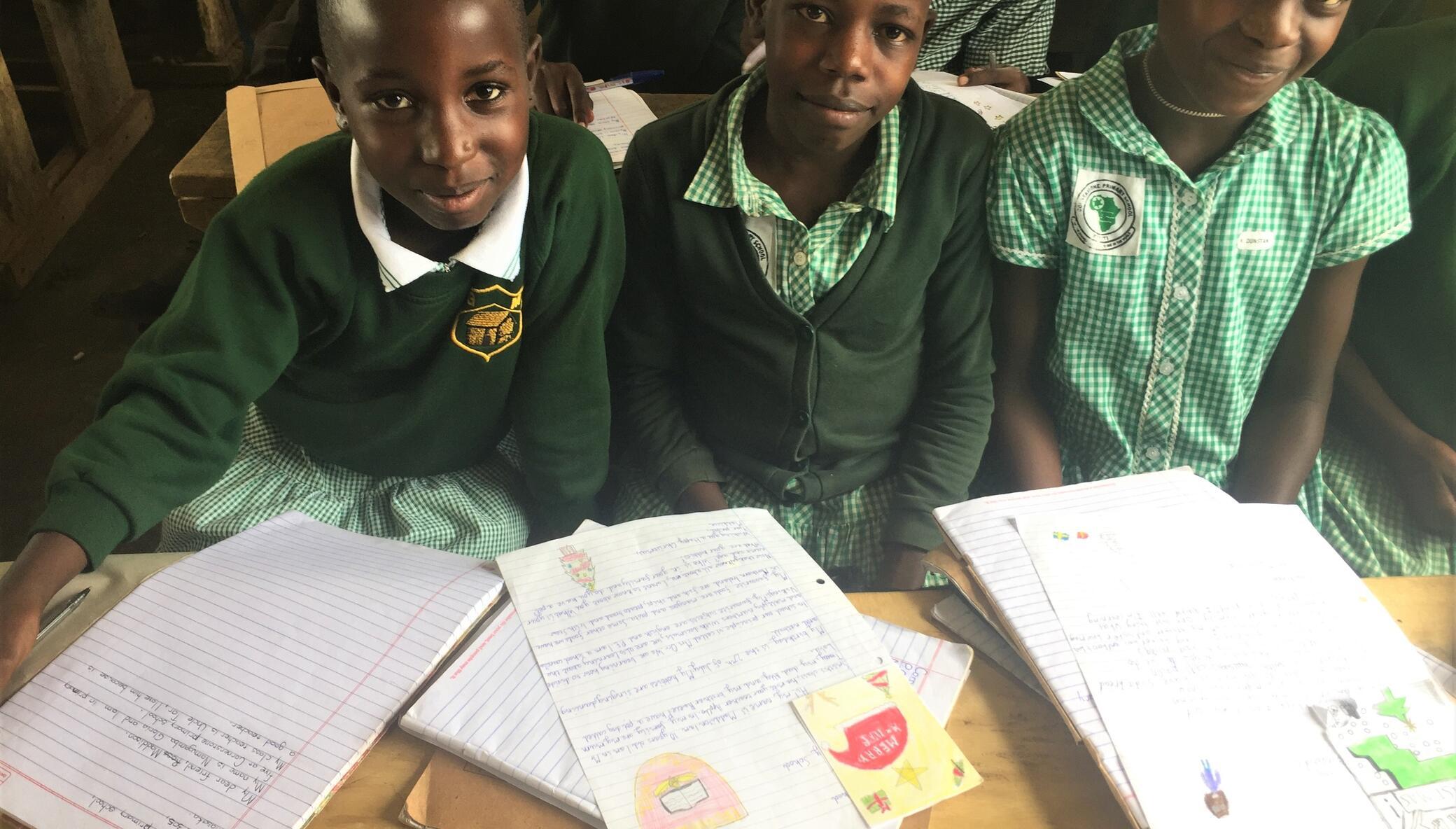 SAFE HOUSING & EDUCATION for 50 GIRLS IN SW UGANDA