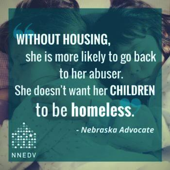 Guarantee Shelters to Victims of Domestic Violence