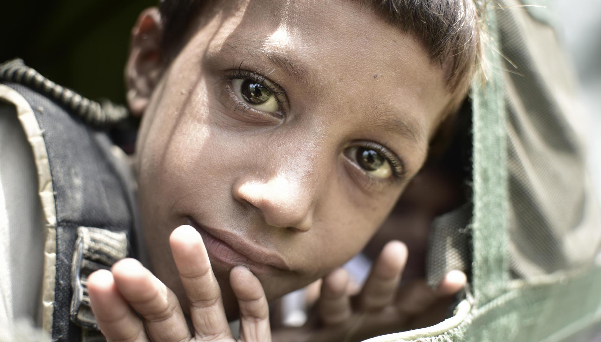Safe Haven for Rohingya Refugee Children