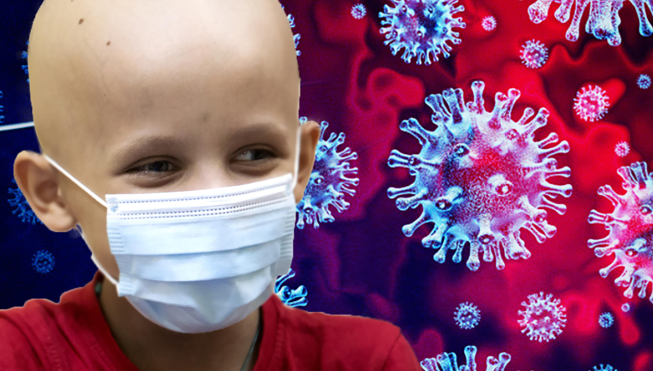 Save Kids with Cancer from Covid-19