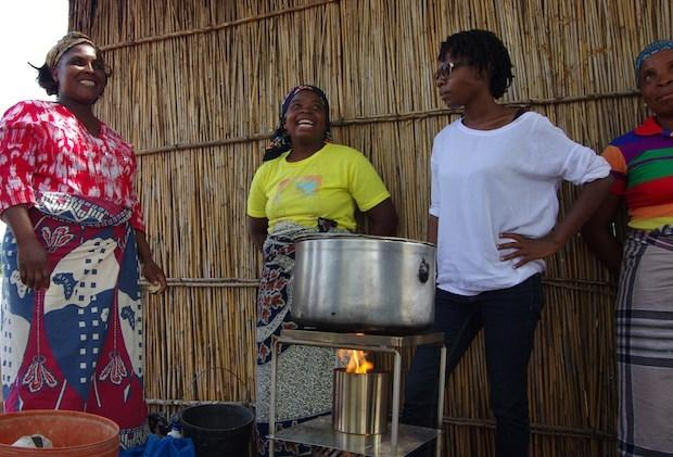 Save lives and support families via clean cooking