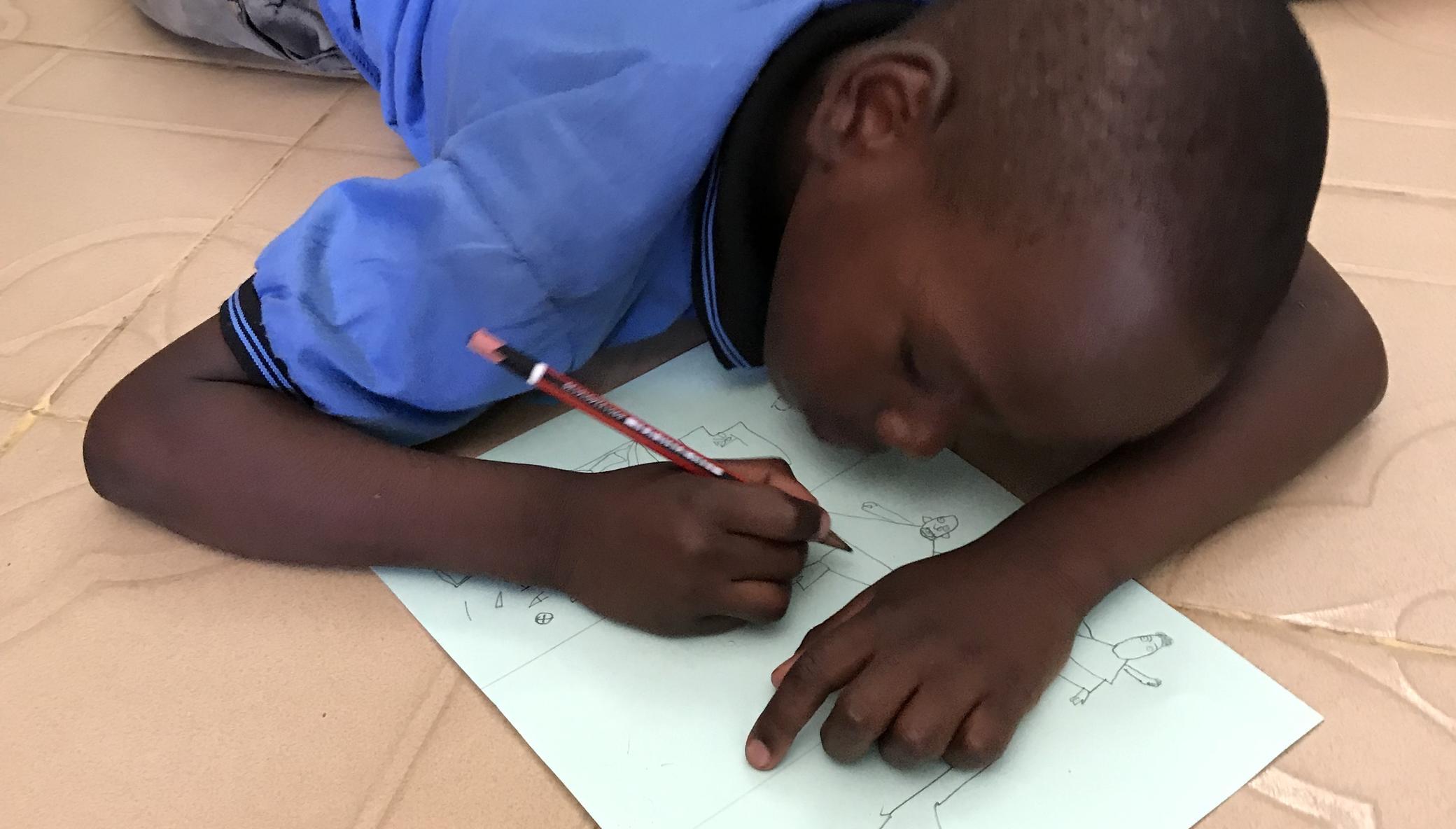 Saving hundreds of street children in Tanzania
