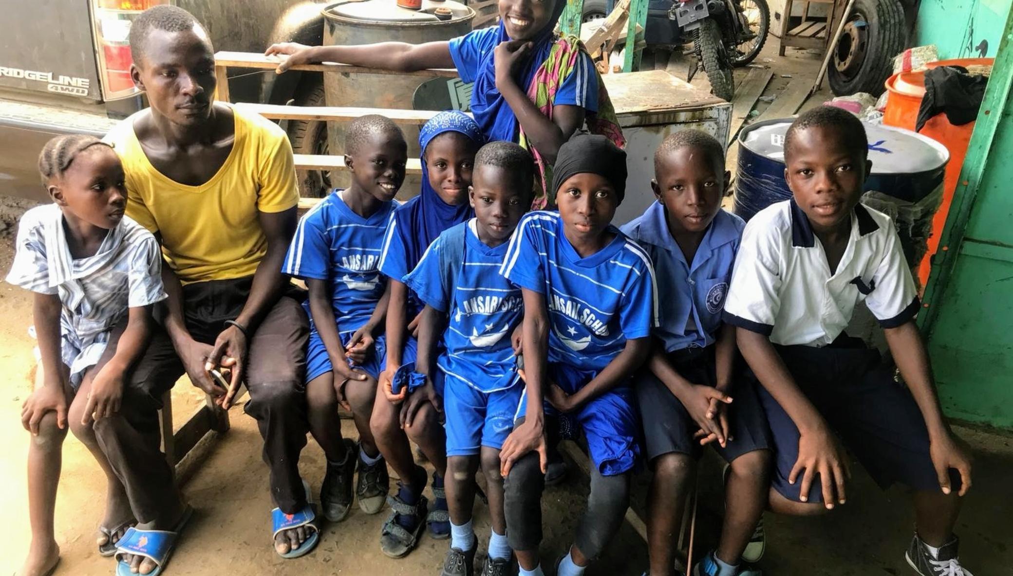 School for Vulnerable Children  in Liberia