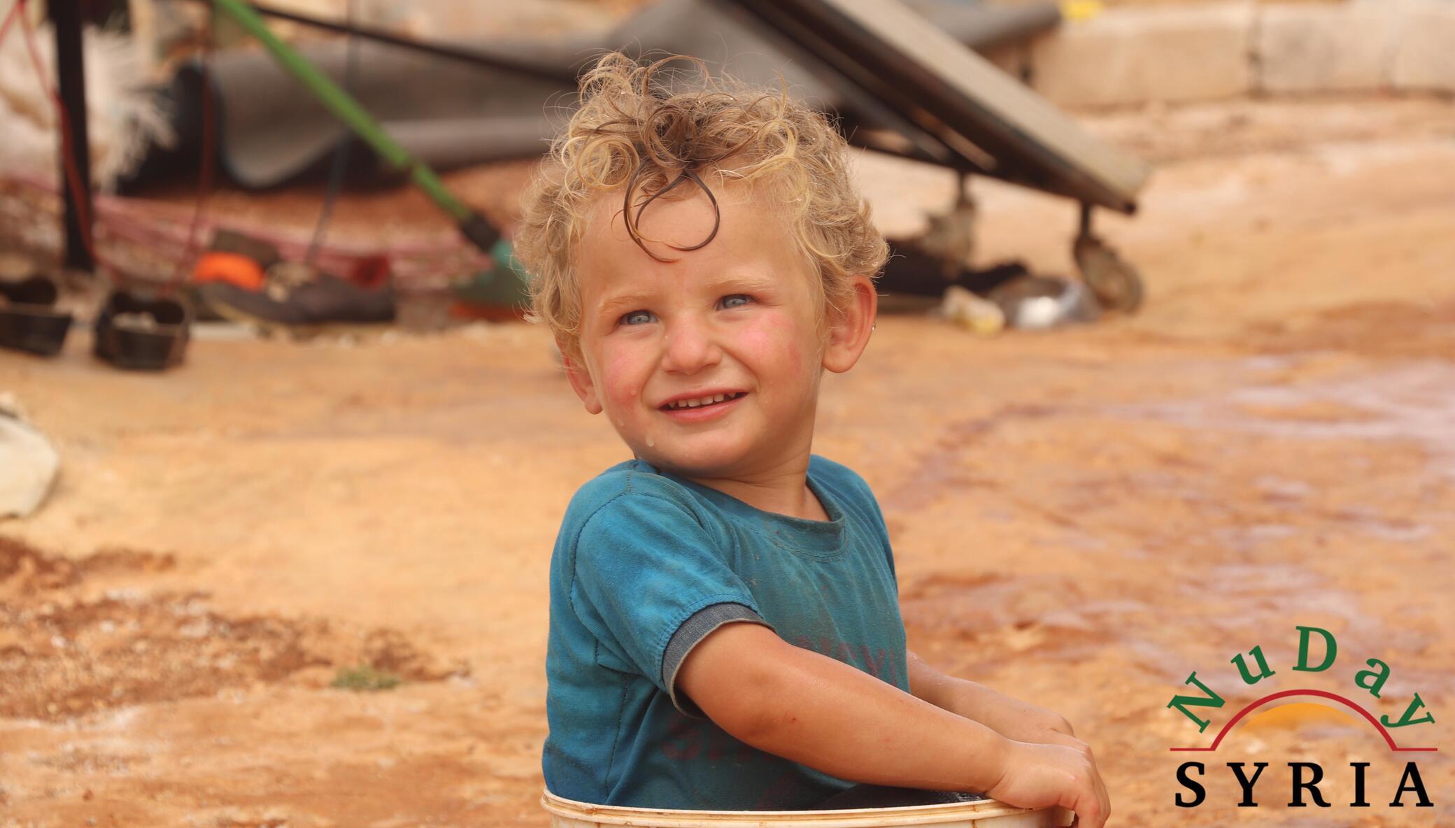 Solar Wells for Women & Children in Syria!