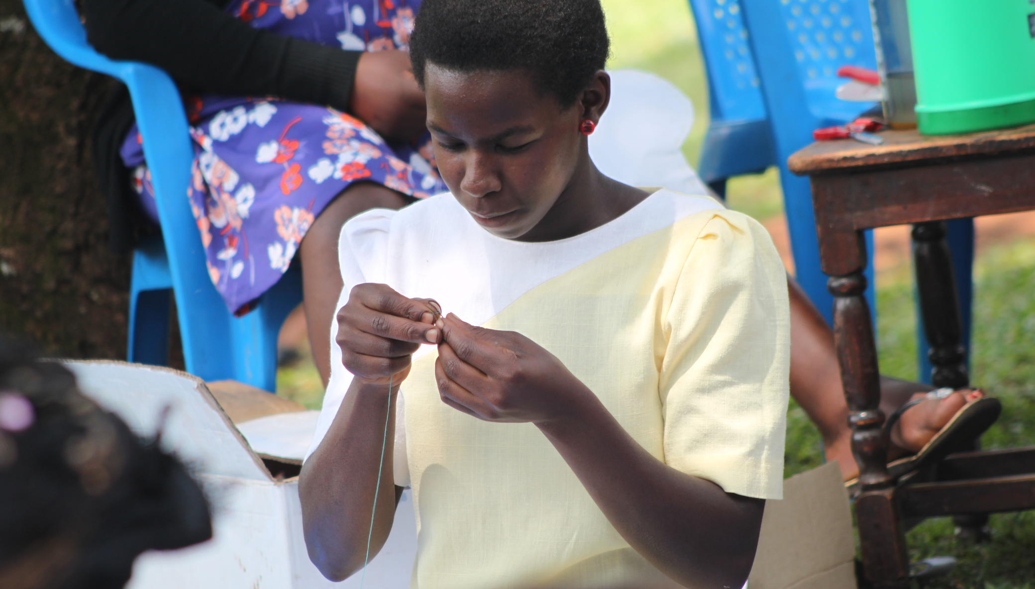 Sponsor 10 Children to go to school in Uganda