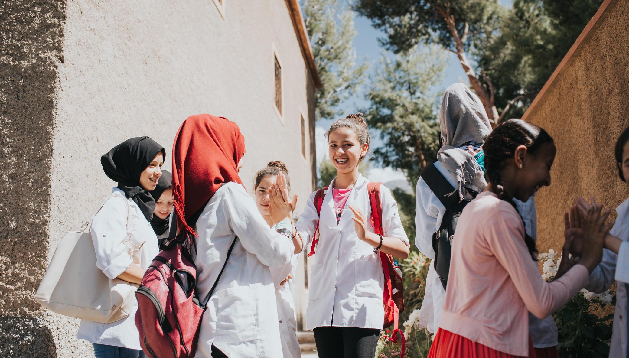 Sponsor A Girl's Education in Rural Morocco