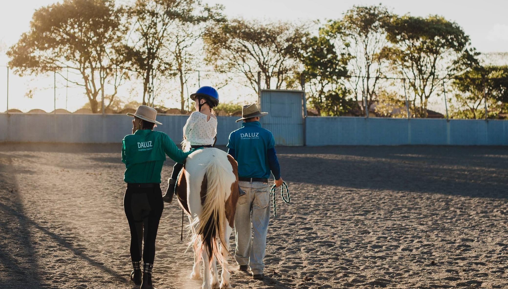 Sponsor Equine Therapy for a Child in Costa Rica