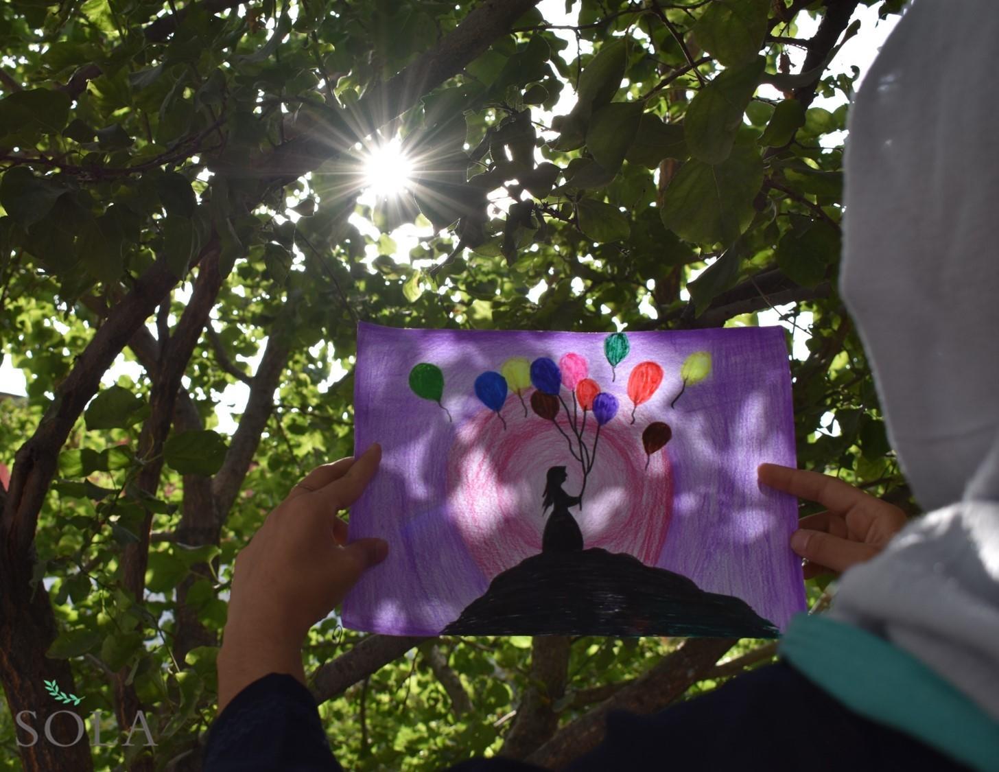Sponsor Online Learning at an Afghan Girls' School