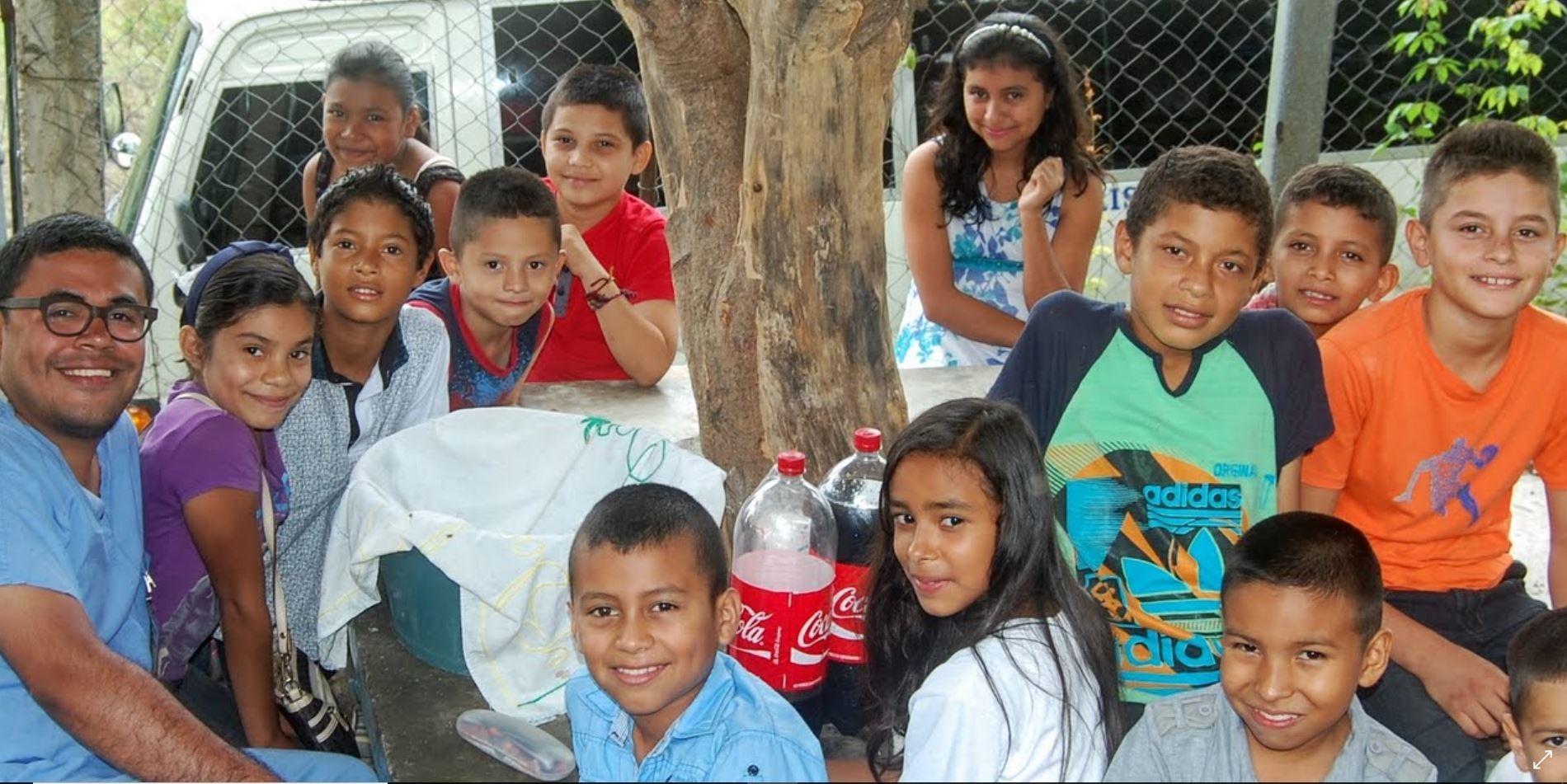 Sponsor Valle Arriba-Medicine & Clean Water