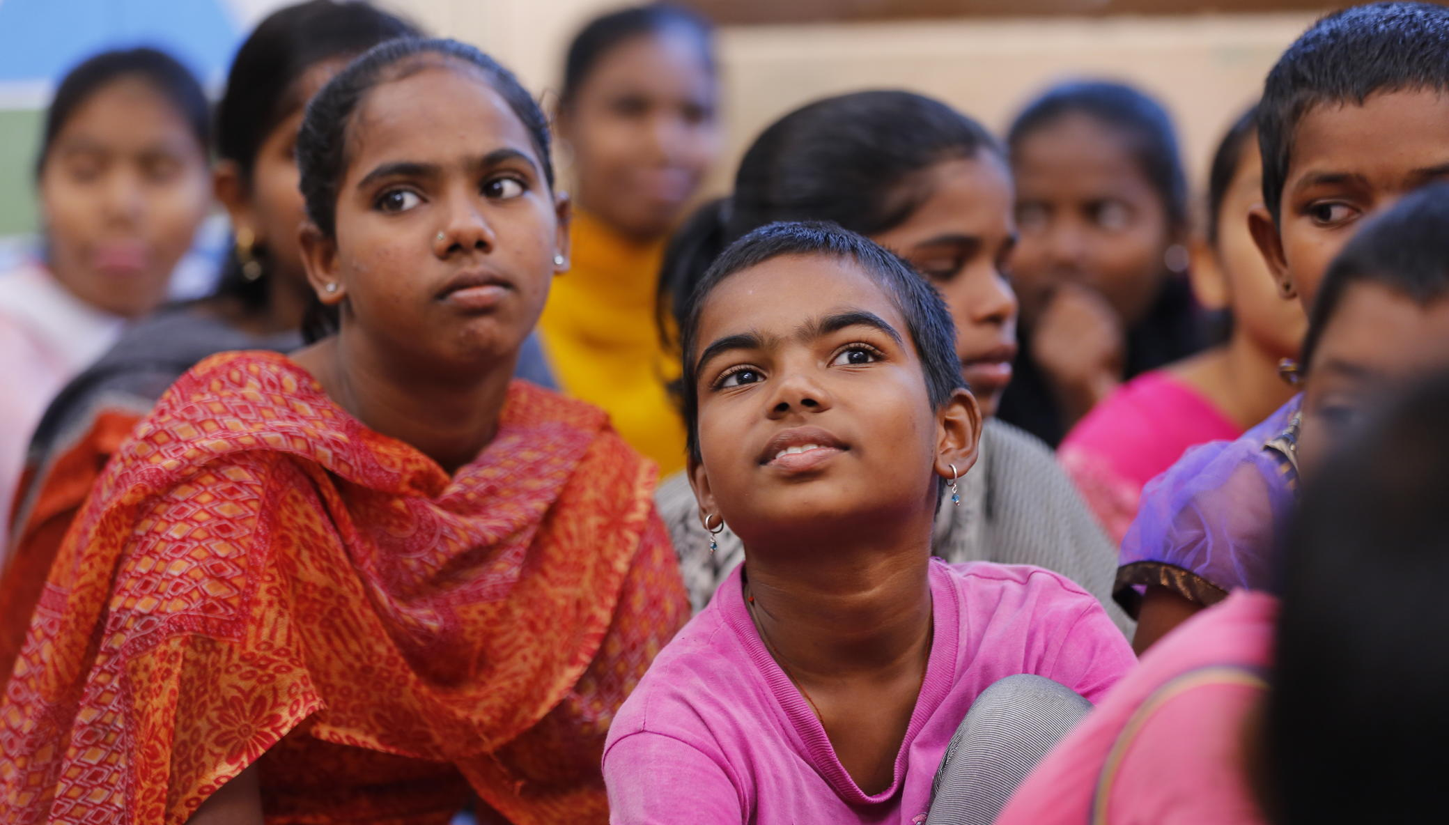 Sponsor food, education, shelter to Orphans India