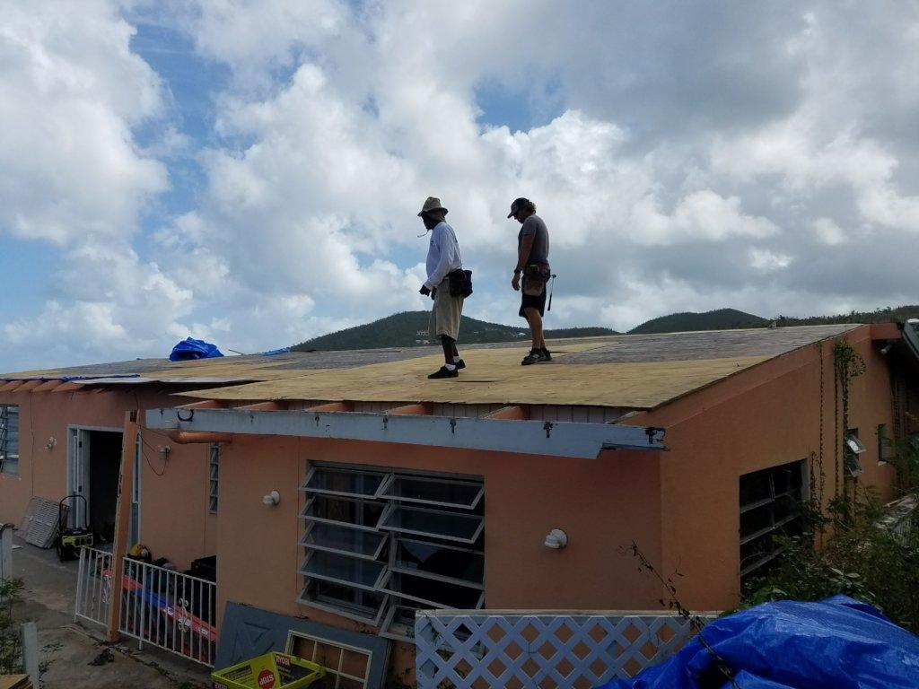 St. John,USVI - Long Term Recovery: Home Construct