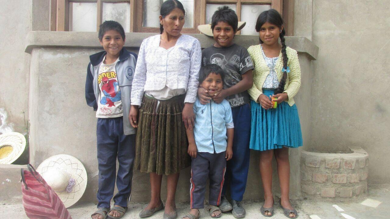 Support 125 children at Refugio Rafael in Bolivia