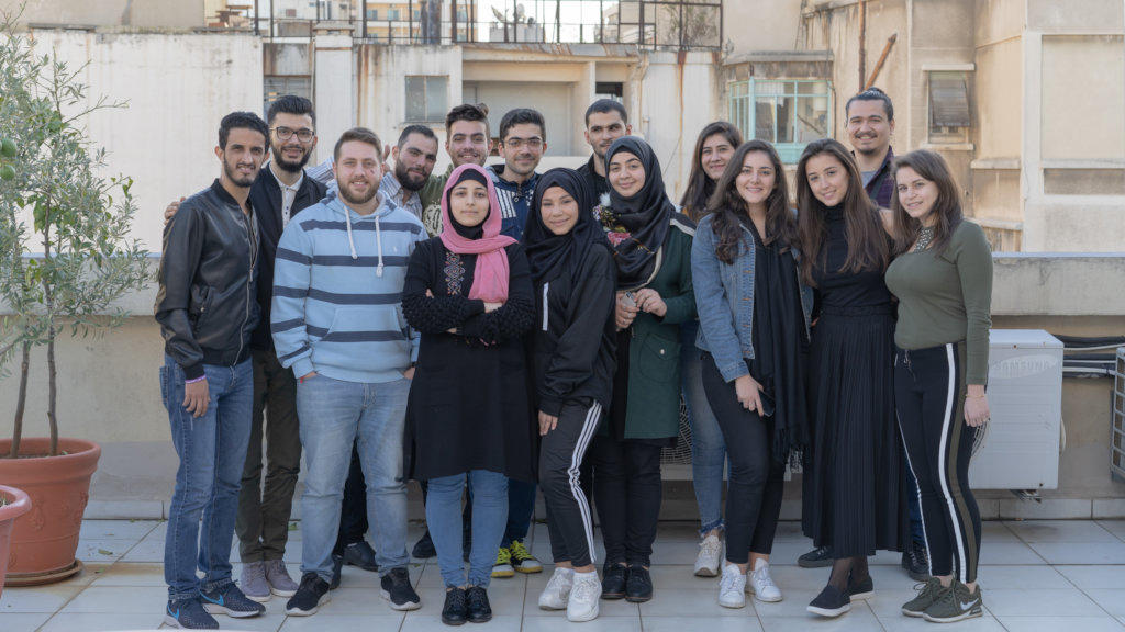 Support 100 Financially-Vulnerable Youth in Beirut