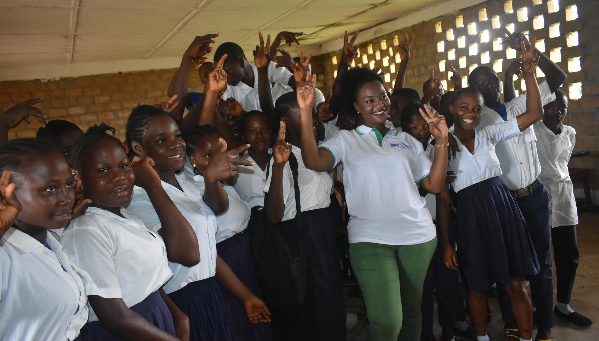 Support Children Education in Rural Liberia