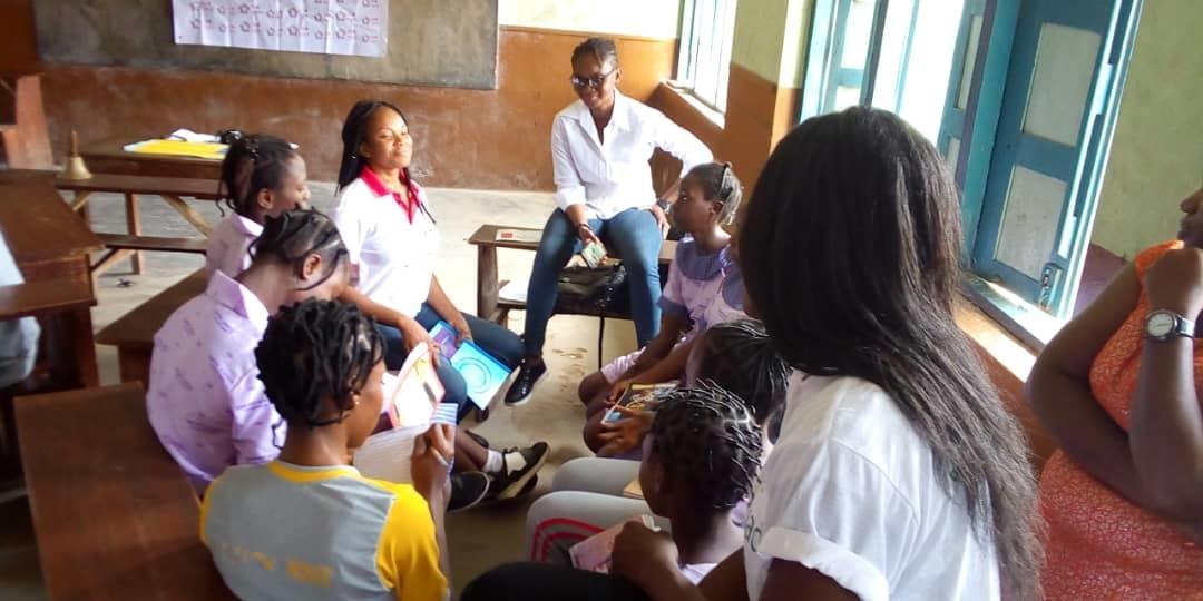 Support Healthy Adolescents Development Ibadan