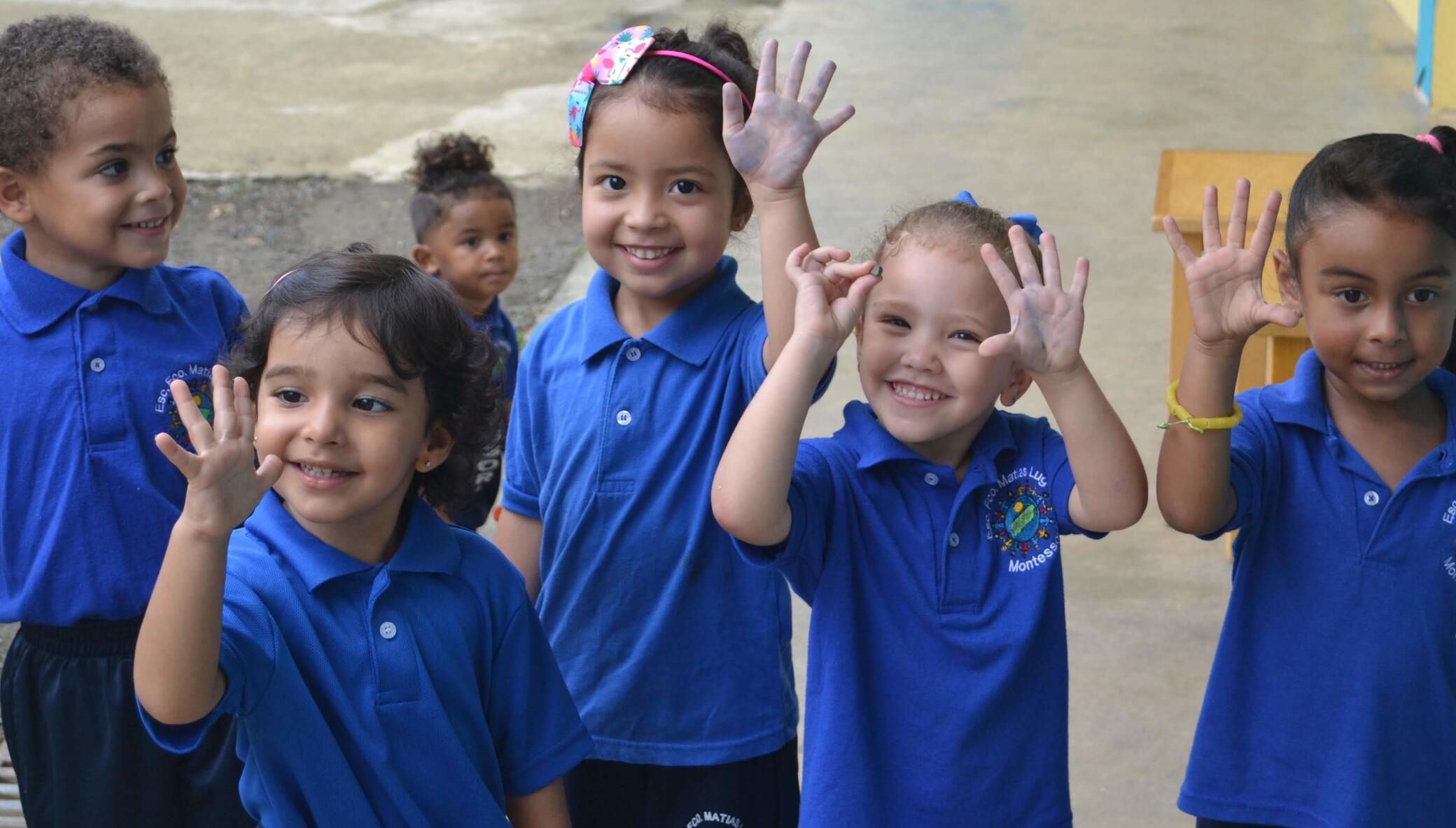 Support Montessori public education in Puerto Rico