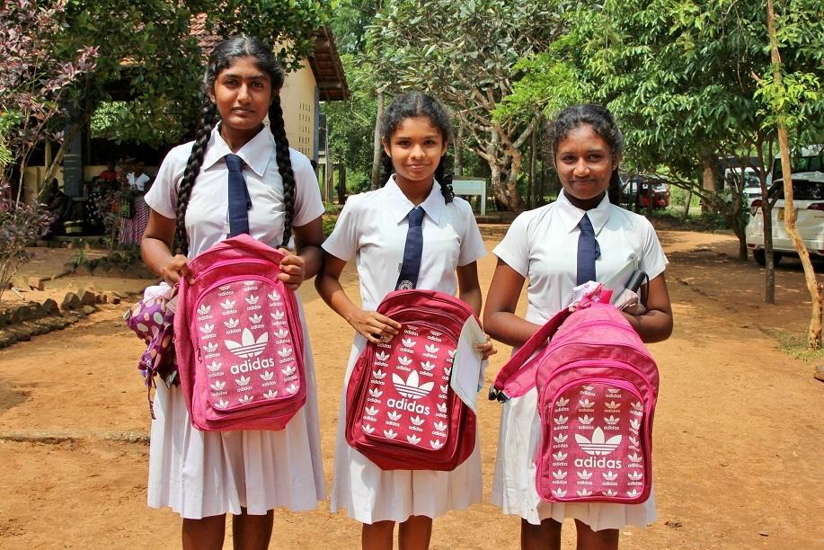 Support Rural Schools in Sri Lanka