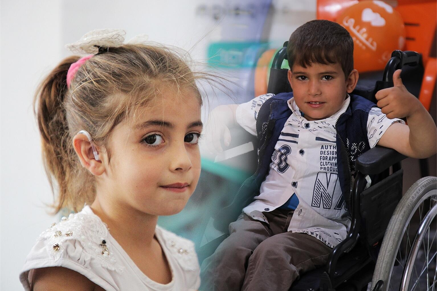 Support for the Most Vulnerable Syrian Children