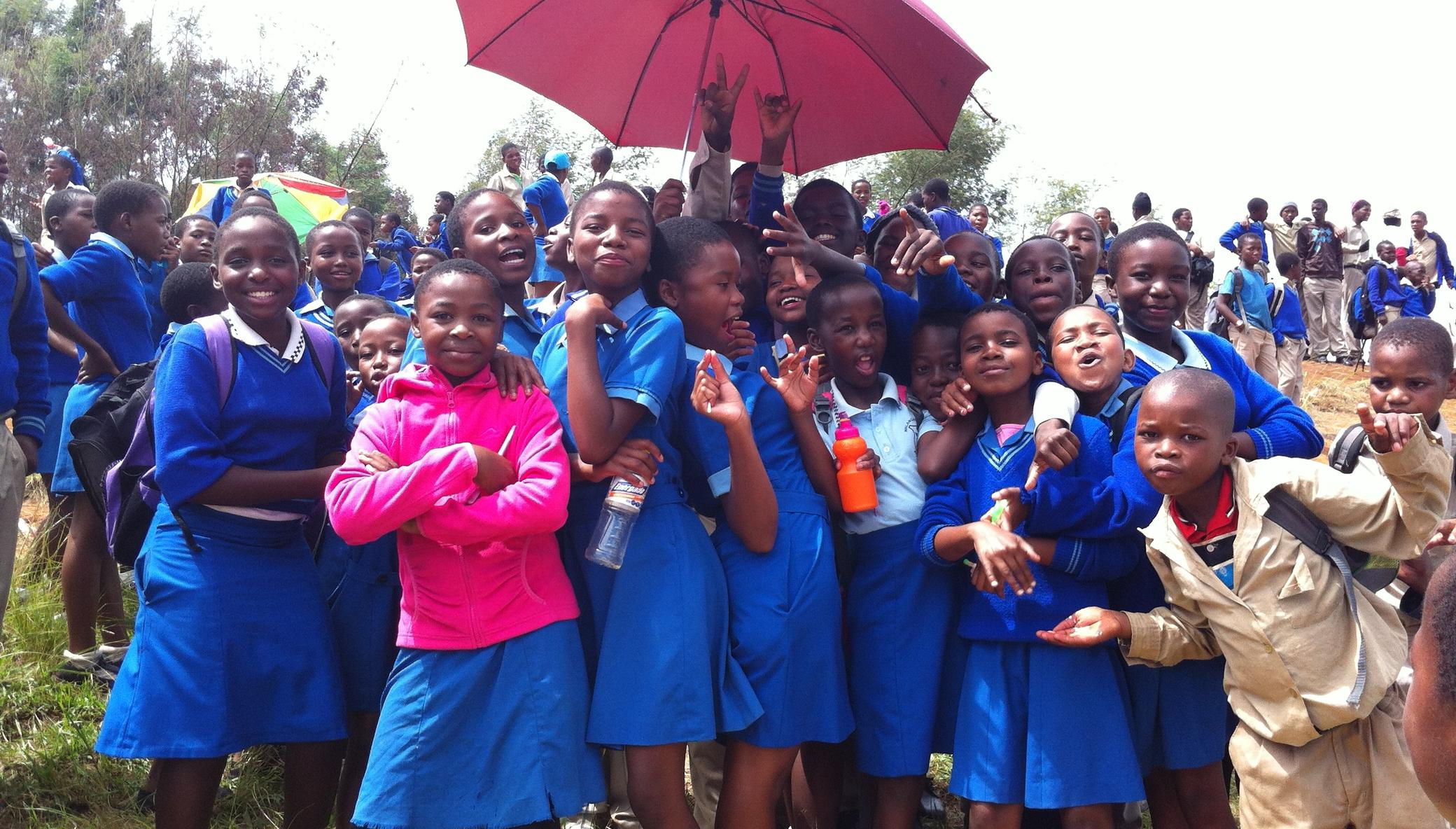 Swazi SHEROES Launch