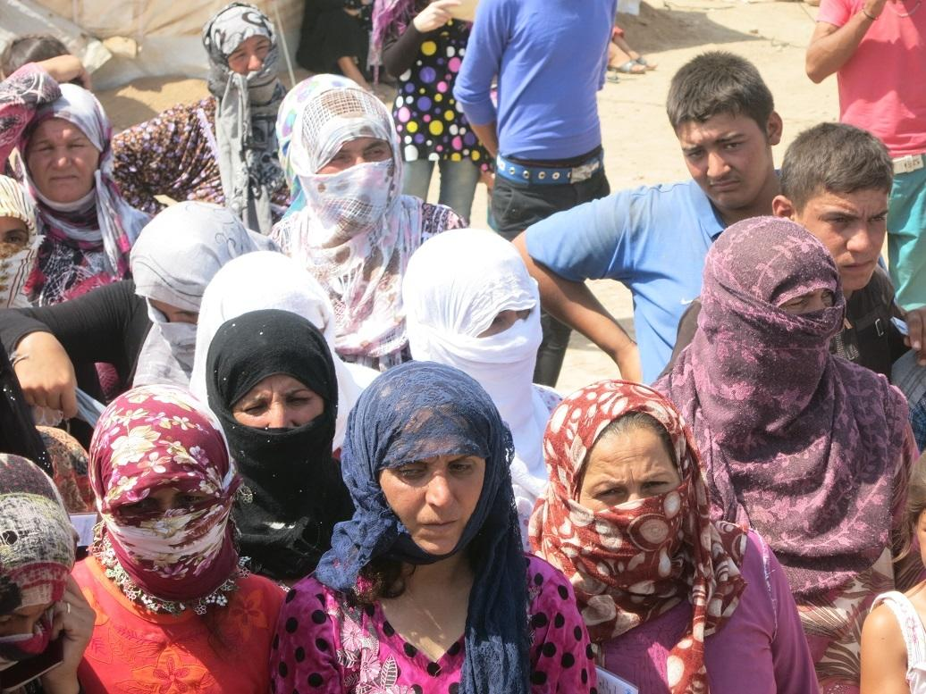 Syria: Aiding Kurds and other vulnerable refugees