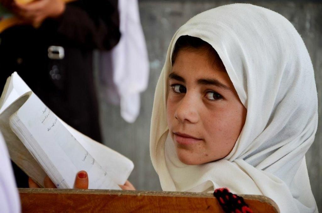 Teach Young Afghan Women to Teach Afghan Girls