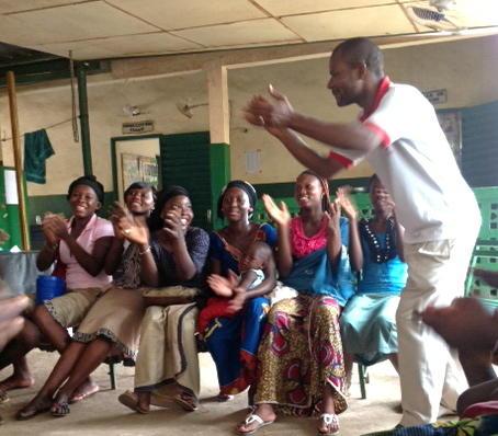 Teen Peer Education in Mali