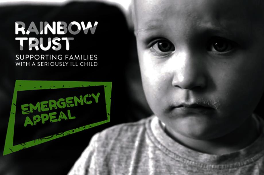 Terminally ill children in isolation need you