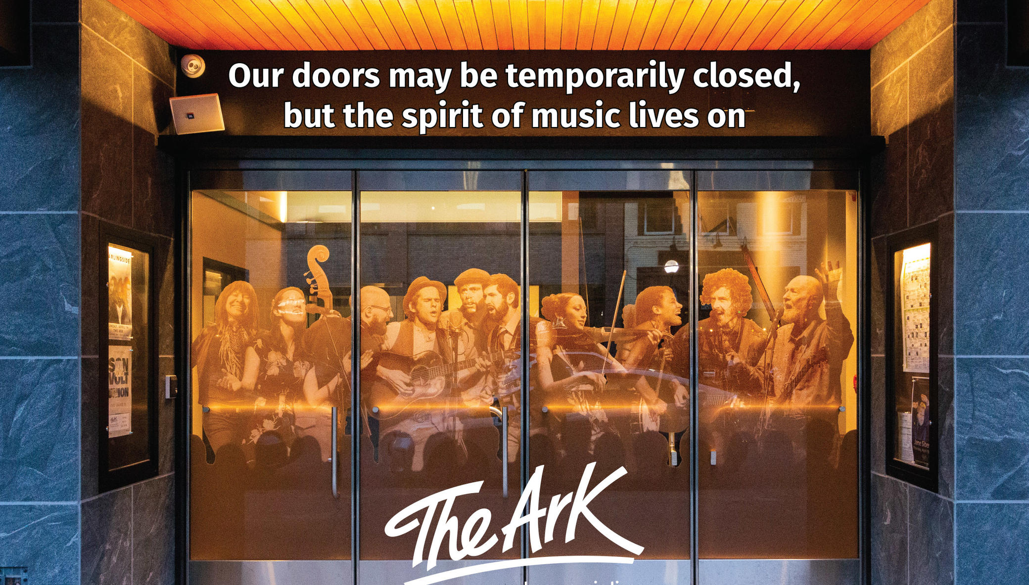 The Ark's COVID-19 Response: The Music Lives On