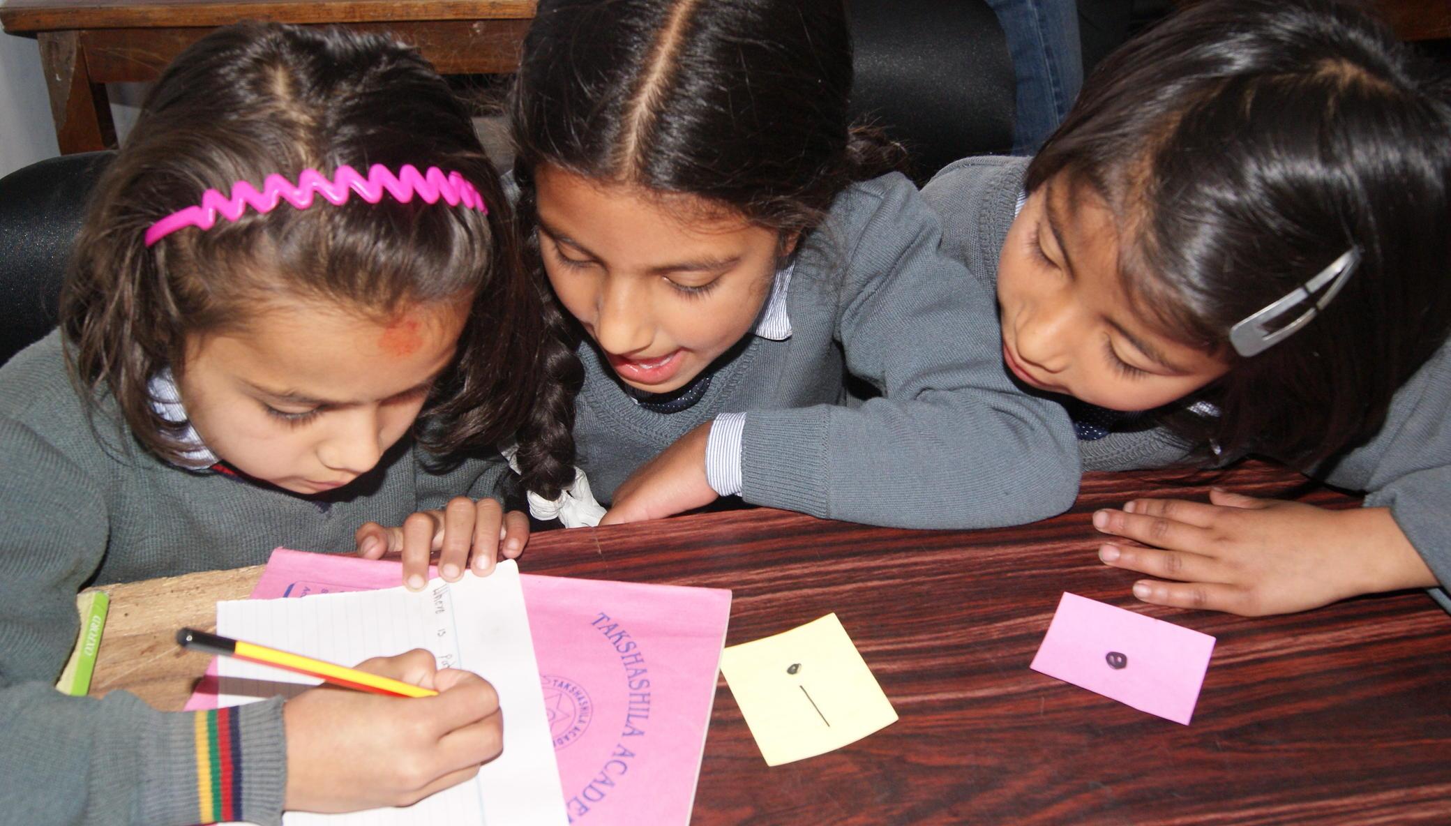 Training 1500 Teachers |Empowering 5000 Girls/Boys