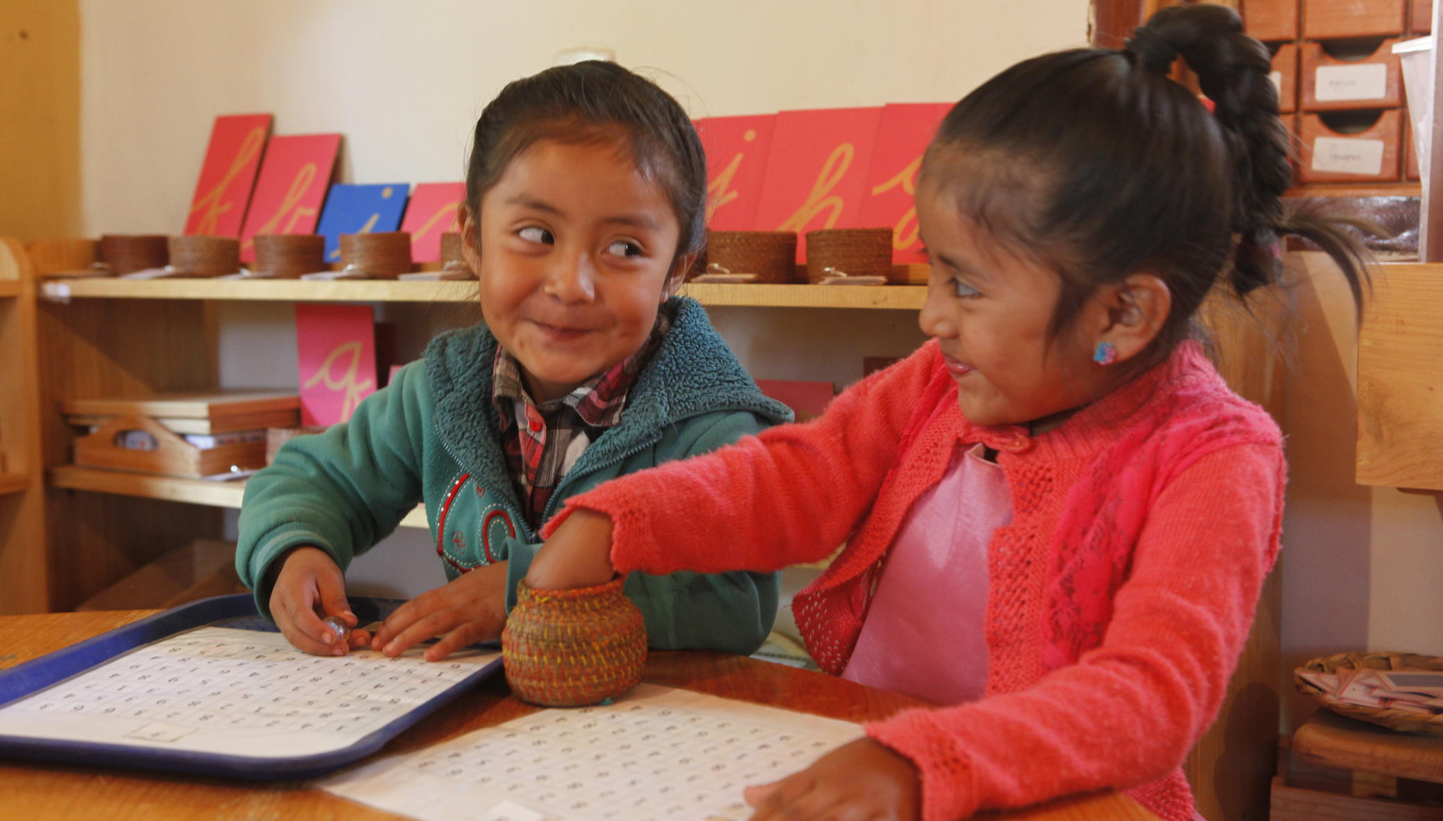 Transforming Lives through Education Rural Oaxaca