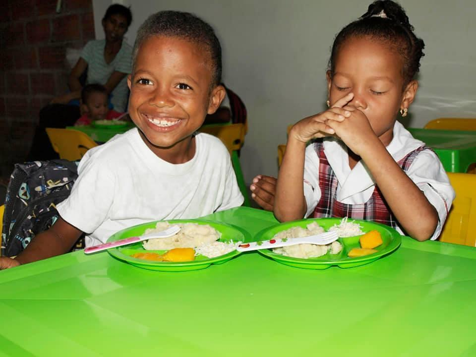Transforming The Lives of 50 Children in Cartagena