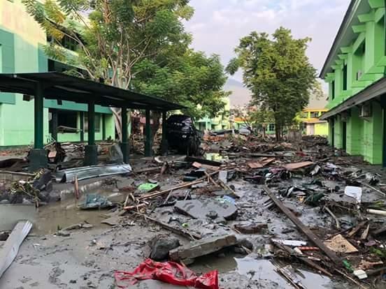 URGENT: Earthquake and Tsunami Devastate Indonesia