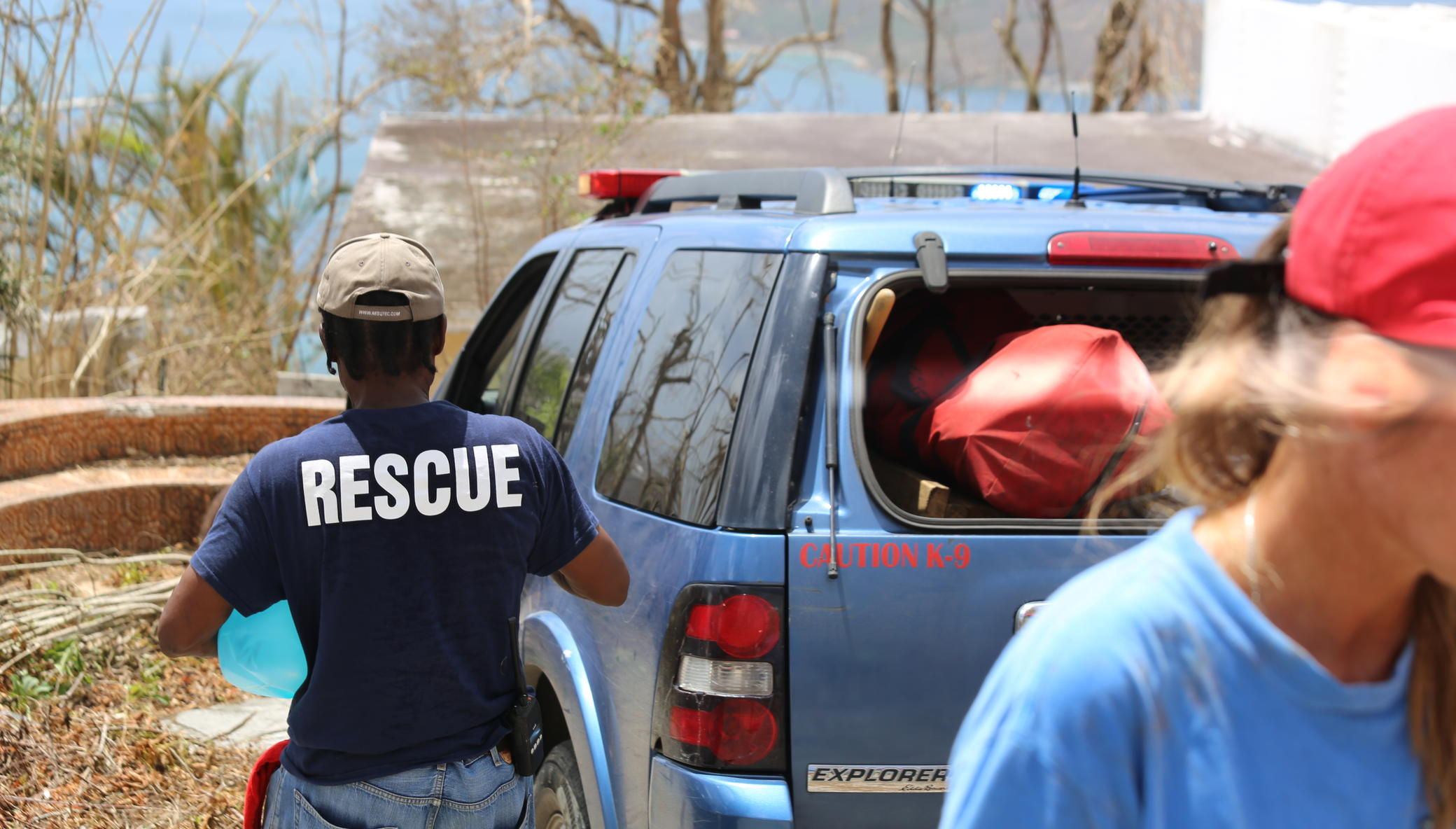 USVI Hurricane Recovery & Building Forward