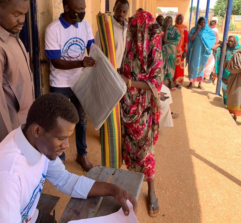 Urgent aid for El Geneina area West Darfur, Sudan